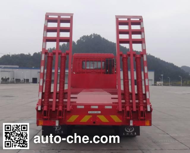Sitom STQ5319TPBB5 flatbed truck