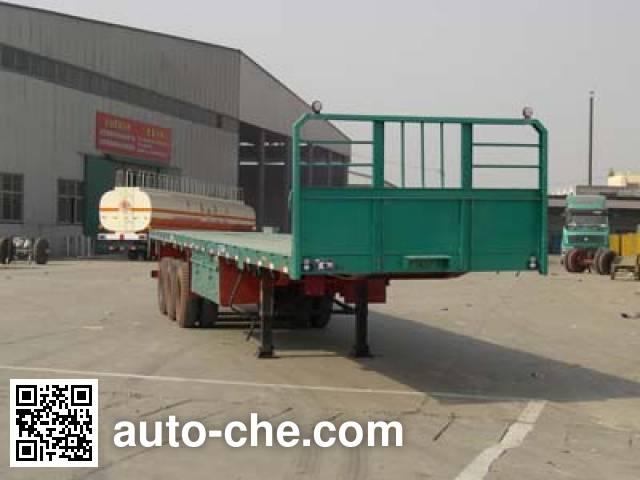 Tongya STY9310P flatbed trailer