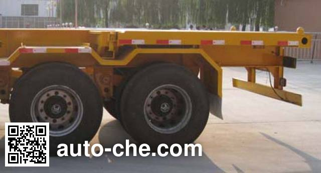 Liangxiang SV9353TJZ container transport trailer