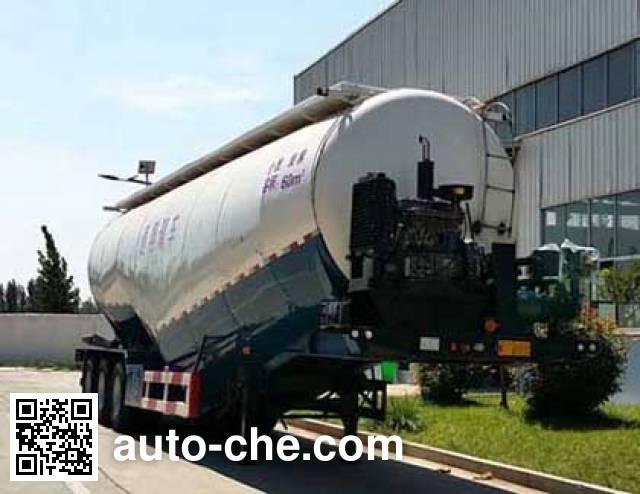 Liangxiang SV9400GFL low-density bulk powder transport trailer