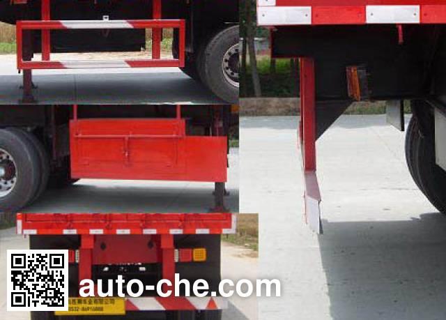 Liangxiang SV9401XXY box body van trailer