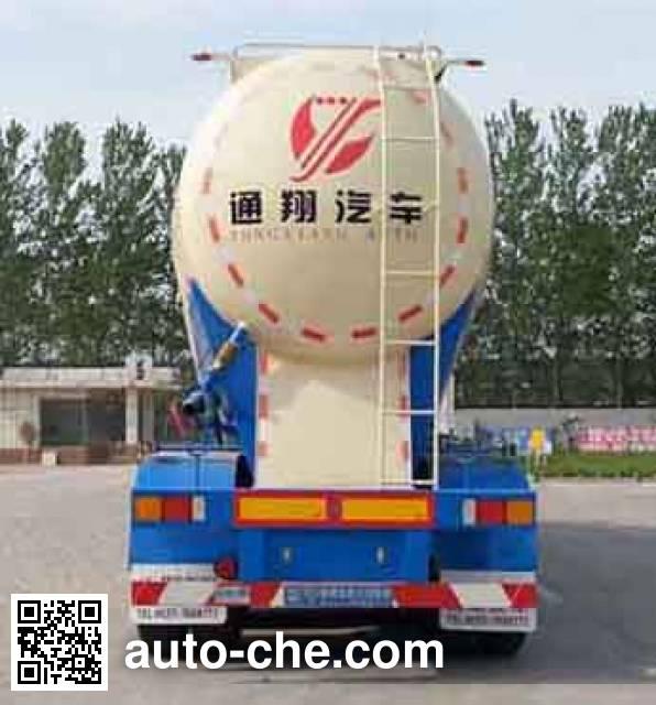 Liangxiang SV9405GFL low-density bulk powder transport trailer