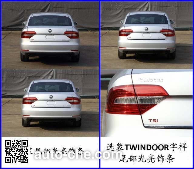 Skoda SVW7209NJD car