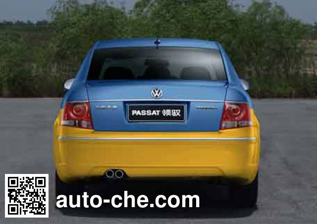 Volkswagen Passat SVW7553FCV fuel cell car