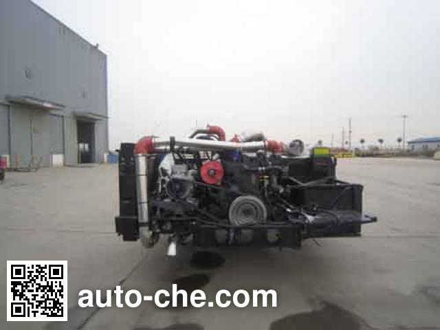 Sunwin SWB6107CHEV1 hybrid city bus chassis