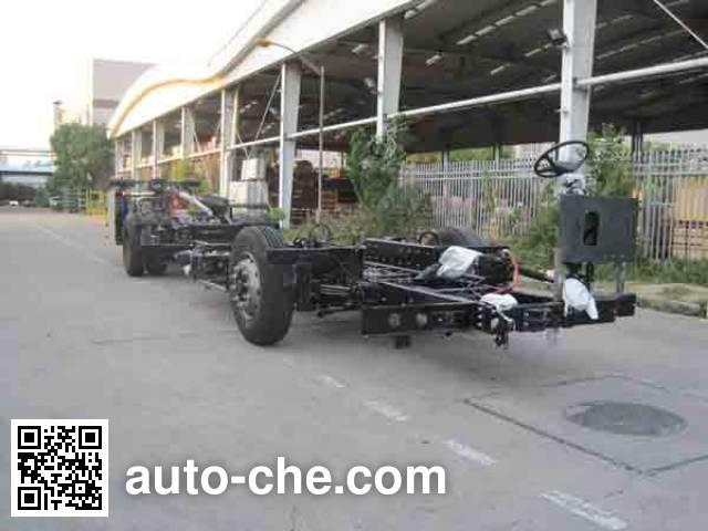Sunwin SWB6107CHEV5 hybrid city bus chassis