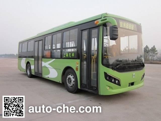 申沃牌SWB6107EV8纯电动城市客车