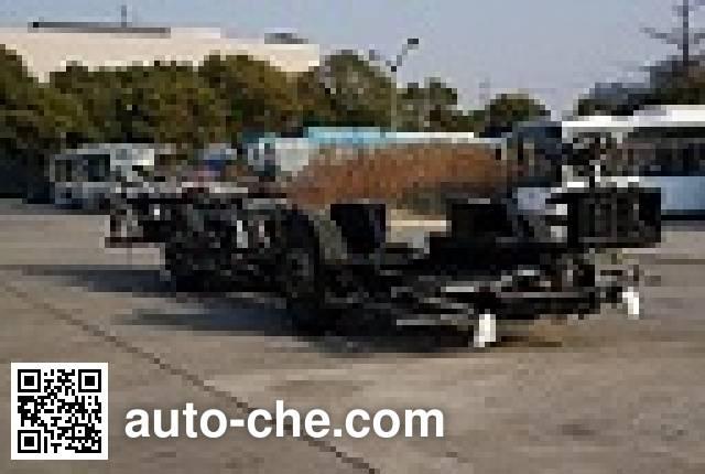 Sunwin SWB6107PHEV18 hybrid bus chassis