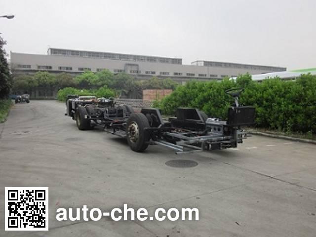 Sunwin SWB6107PHEV9 hybrid bus chassis