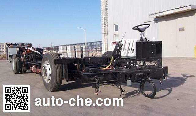 Sunwin SWB6107PHEV14 hybrid city bus chassis