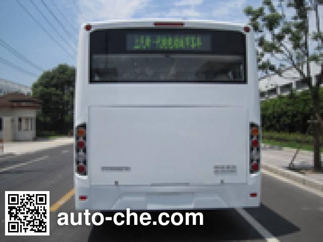 申沃牌SWB6108EV47纯电动城市客车