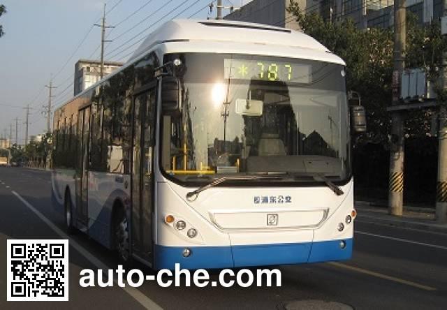 申沃牌SWB6108EV52纯电动城市客车