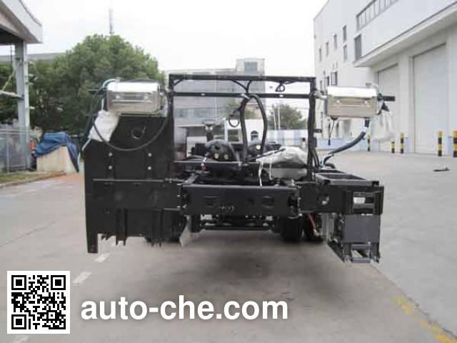 申沃牌SWB6110EV63纯电动客车底盘