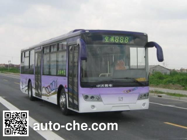申沃牌SWB6116HG城市客车