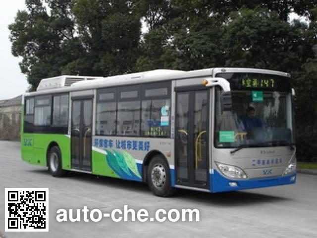 申沃牌SWB6116DME城市客车