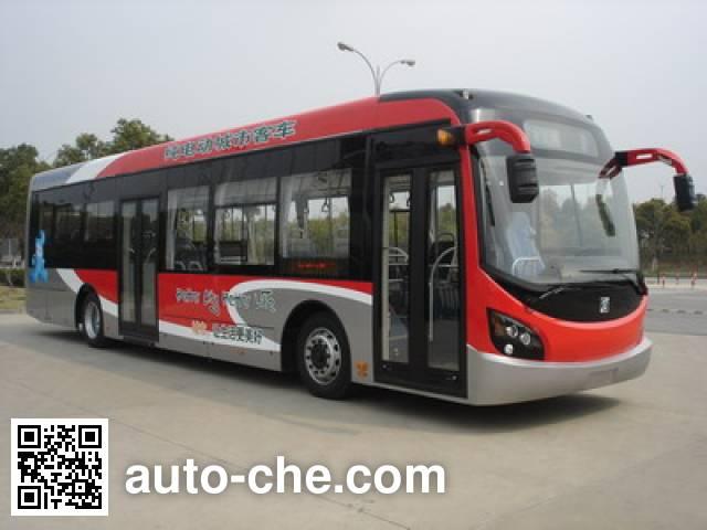 申沃牌SWB6121EV7纯电动城市客车