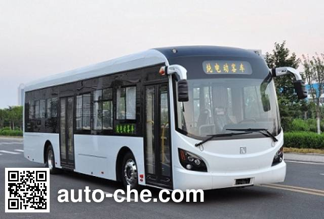 申沃牌SWB6121EV5纯电动城市客车