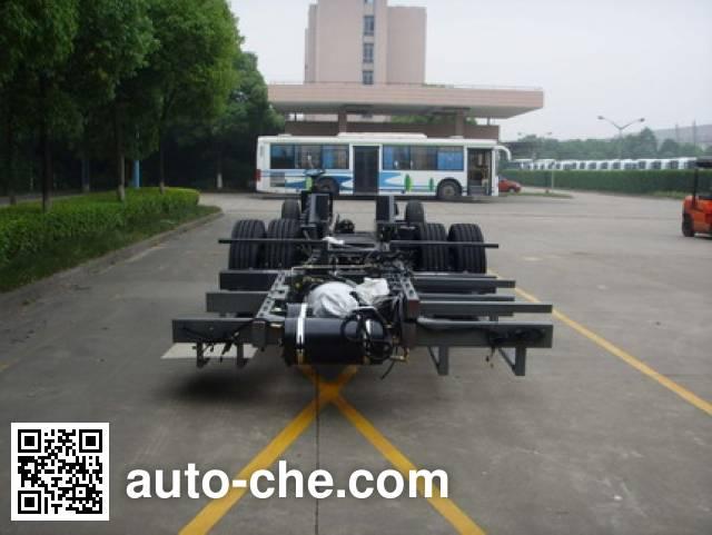 申沃牌SWB6121EV57纯电动客车底盘