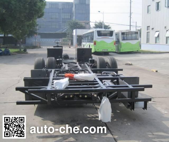 申沃牌SWB6121EV58纯电动客车底盘