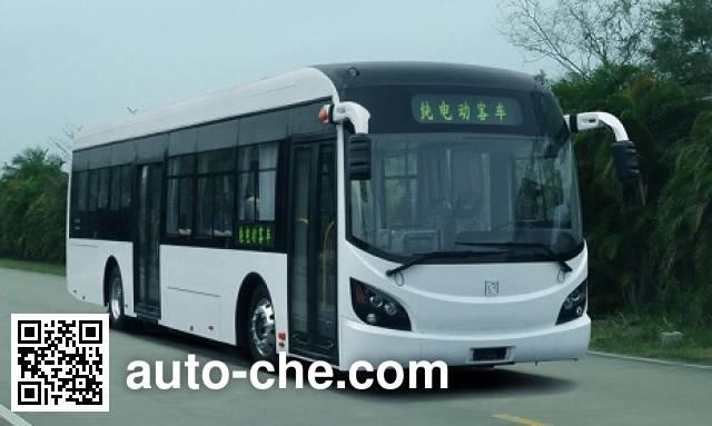 申沃牌SWB6121EV6纯电动城市客车