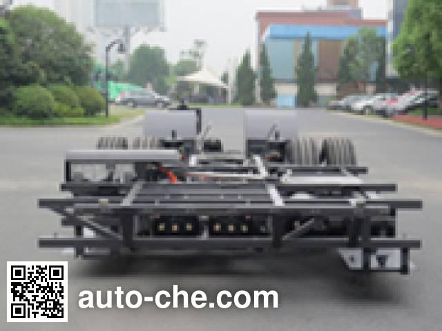申沃牌SWB6121EV60纯电动客车底盘