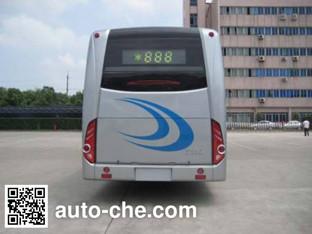 申沃牌SWB6121SC纯电动城市客车