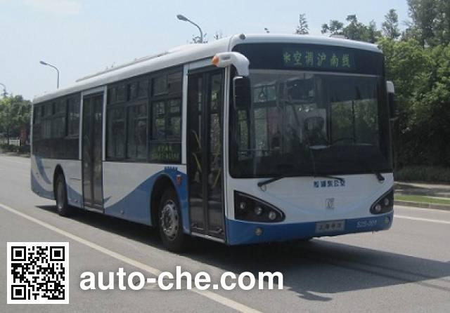 申沃牌SWB6127HG4LE城市客车