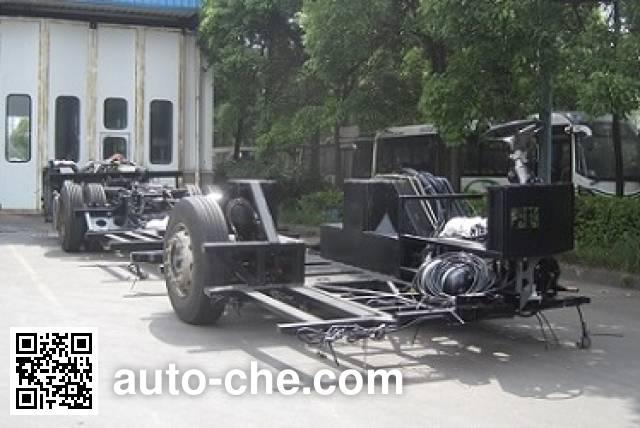 Sunwin SWB6127PHEV17 hybrid bus chassis