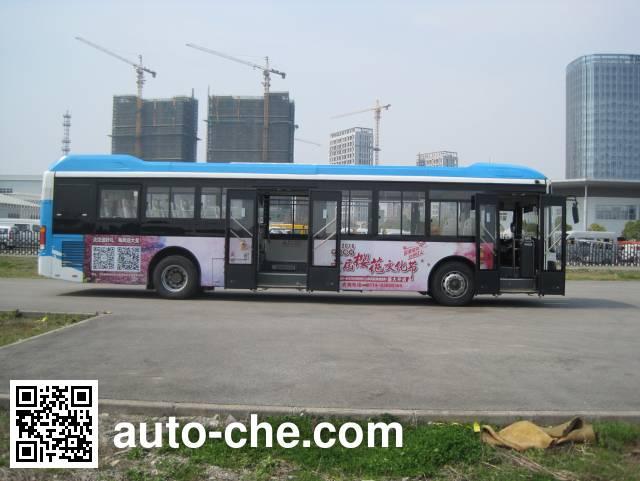 Sunwin SWB6127PHEV17 hybrid city bus