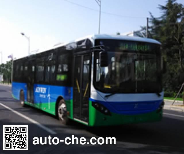 申沃牌SWB6128EV52纯电动城市客车