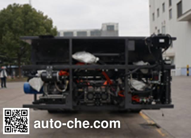 申沃牌SWB6128EV56纯电动客车底盘