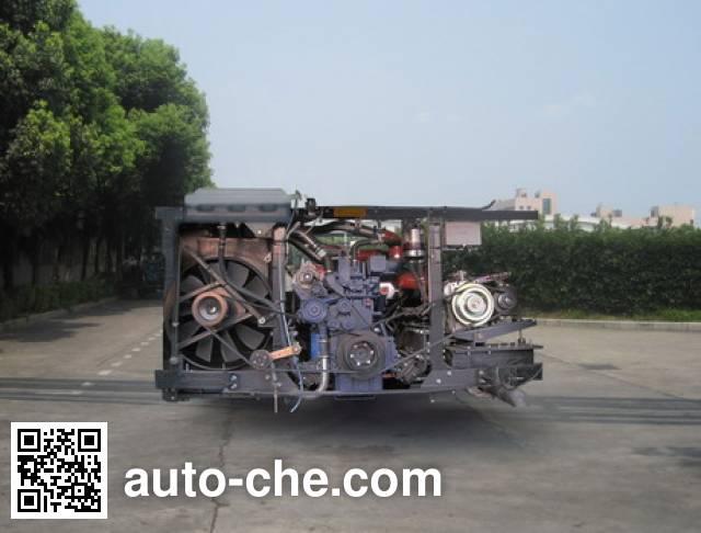 Volvo SWB6128V8 bus chassis