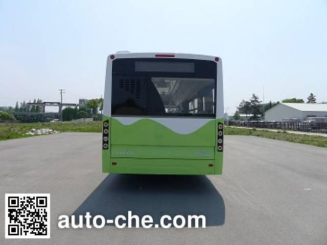 沃尔沃牌SWB6128V8LF城市客车