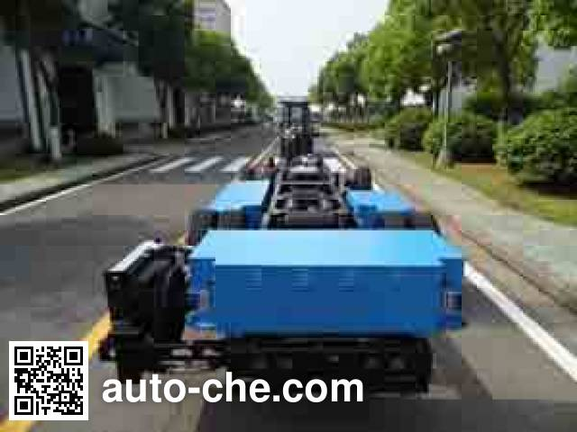 Sunwin SWB6632EV25 electric city bus chassis