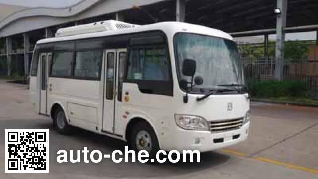 申沃牌SWB6662EV25纯电动城市客车