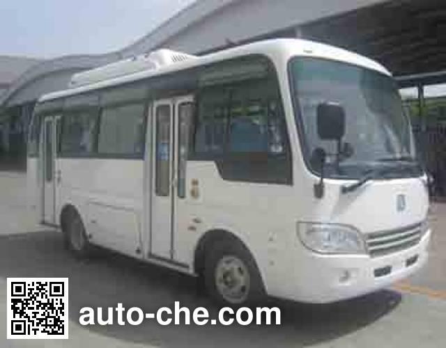 申沃牌SWB6662EV27纯电动城市客车
