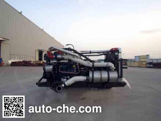 Sunwin SWB6792Q8 bus chassis