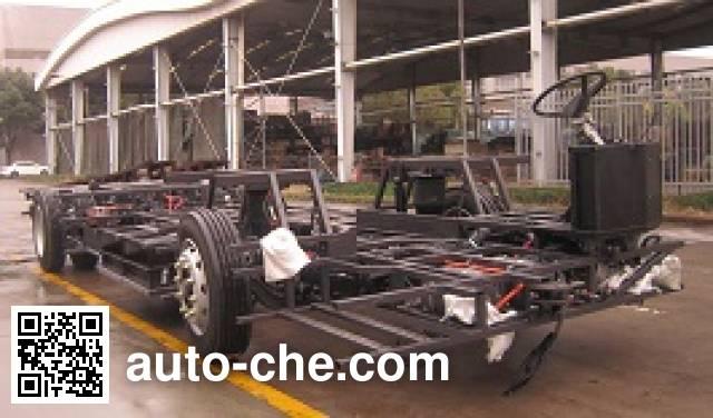 申沃牌SWB6818EV35纯电动客车底盘