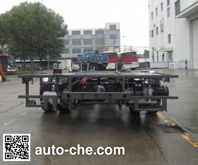 Sunwin SWB6818EV35 electric bus chassis