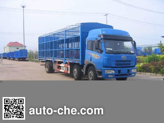 荣昊牌SWG5200CCQ畜禽运输车