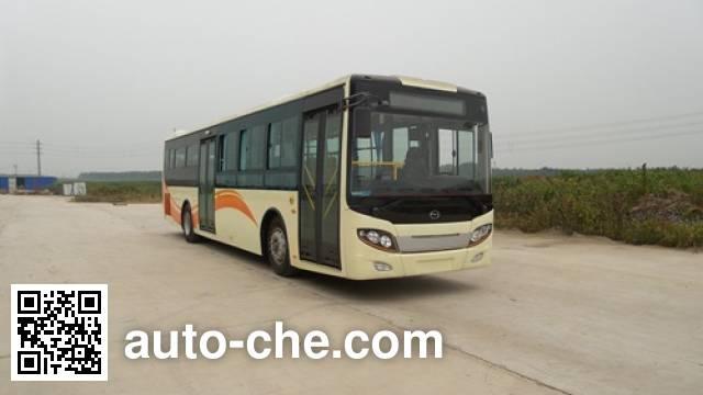 五洲龙牌SWM6110G城市客车