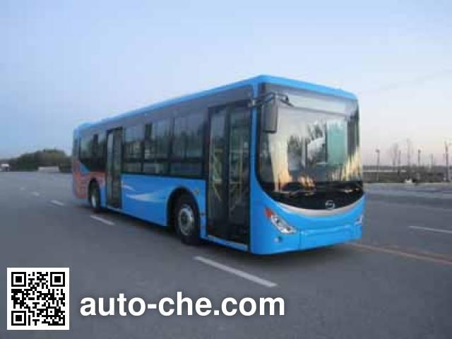 Wuzhoulong SWM6110NG city bus