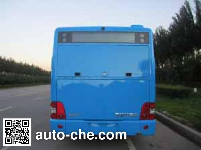 五洲龙牌SWM6110NG城市客车