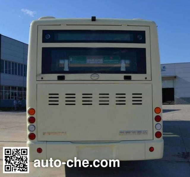 五洲龙牌SWM6113HEVG4混合动力城市客车