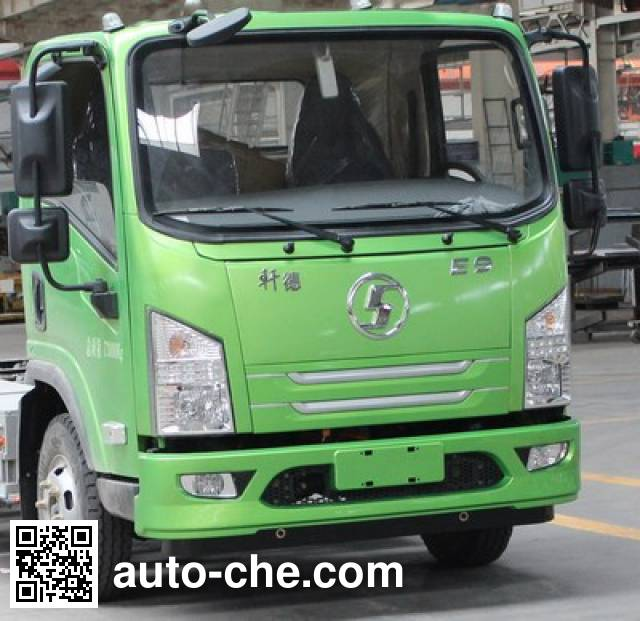 Shacman SX1040EV7 electric truck chassis