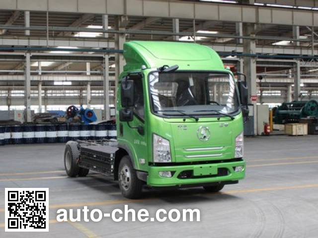 Shacman SX1040EV5 electric truck chassis