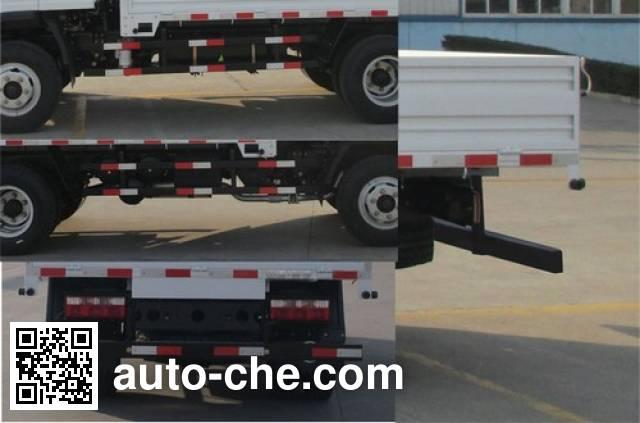 Shacman SX2040GP5 off-road truck