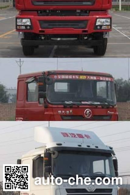 Shacman SX1166DR501 cargo truck