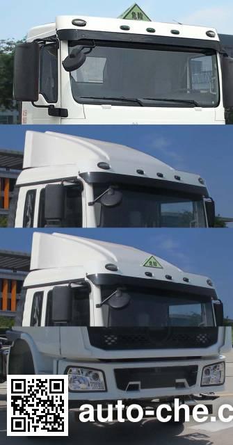 陕汽牌SX1180LA1载货汽车底盘