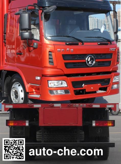 Shacman SX5181XXYGP51 box van truck